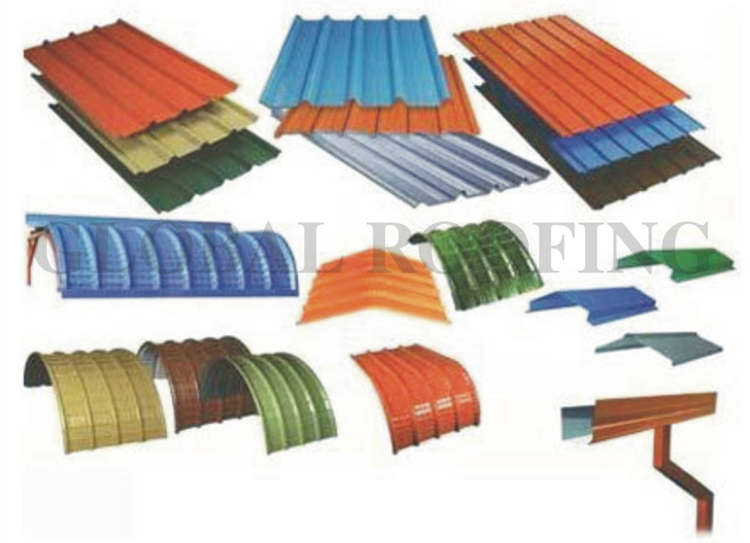 Captivating Roofing Accessories
