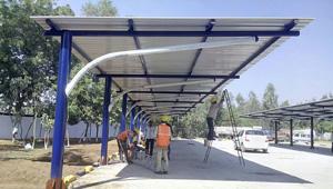 Global Industries Vadodara Roofing Sheet Roofing
