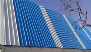 Global Industries Vadodara Roofing Sheet Roofing