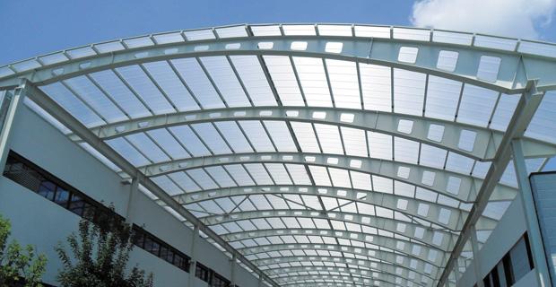 Global Industries Vadodara Frp Roofing Sheet Frp